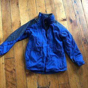 Womens Columbia ski coat - M